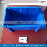 Stackable Plastic Bin for Bolt and Nut