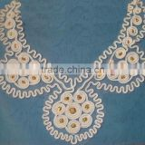 lace motif for garment accessories