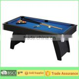 2015 Hot sale table entertainment game billiard tables
