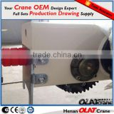 3D Design Drawing Customizable High-quality ISO Certification Surface Heat Treatment Crane Wheel