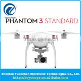 Hot sale cool DJI Phantom 3 Standard UAV remote control helicopter drone GPS RTF rc quadcopter with 2.7k video camera for sale