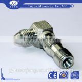 90 degree Stainless Steel elbow reducing brass fitting pipe / nipple                                                                         Quality Choice