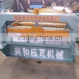 Trade Assurance 850 Automatic corrugated forming machine making roof wall cladding sheet
