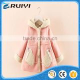 wholesale used clothes in china fashionable baby kids winter coat