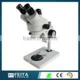 Stereo Microscope with Binocular drawtube / Digital Eyepiece Camera Stereo Microscope