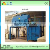 Waste Materials Recycling Mattress Rebonded Foam Making Machine
