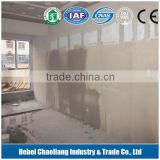 Lightweight partition wall panel,waterproof mgo board,fireproof magnesium oxide ceiling board,acoustic mgo board