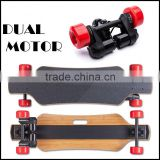 Offroad 4 wheels skateboard electric for sale