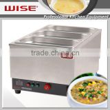 WISE Electric Chafing Dishes for Hotel As Hotel Equipment
