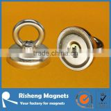 Neodymium pot magnet with eye bolt china supplier of pot magnet