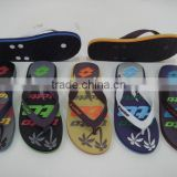 663 LOULUEN 2015 New Fashion EVA Rubber Slippers Man Beach Flip Flops