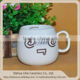 High quality cheap custom ceramic coffe mug