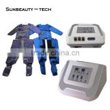 Electrostatic Pressure & Far infrared therapy body slimming machine with suit