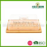 high quality plastic cake cover with baomoo board