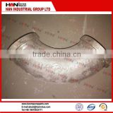 Concrete pump elbow 22.5 degree pipe elbow / bend concrete pump spare parts for PM SCHWING IHI