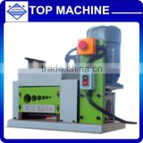 scrap copper wire stripping machine and wire cutting machine, wire stripping machine