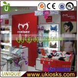 Display Furniture customized bra display cabinet | bra display stand | bra display counter