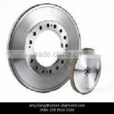 CBN Series Grinding Wheels Special for Cam/Crankshaft Processing Industry