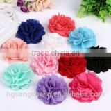 new South Korea's popular Bud silk chiffon flower stage performance accessories wholesale