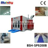 2015 good choice China supplier CE spray booth paint booth bake oven/bus painting booth/car paint booth