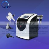 Laser Tattoo Removal Equipment Multifuction 40K Cavitation RF Wrinkle Removal Cryo Slimming Machine 32kHZ Tattoo Removal Laser Equipment