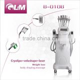 GLM best selling B-010B rf Cryolipolysis fat frezzing Cavitation Slimming Equipment for sale
