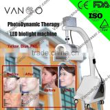 Blue 630nm *2015 Photon Therapy LED Clinic Machine/PDT LED Skin Repair/PDT Led Led Light Therapy For Skin Light Skin Therapy For Wound Heal And Spider Vein Led Light For Face