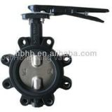 Inquiry about hebei dn125 ductile iron lug butterfly valve Lever /Gear Operator SS304 Disc PN16 Epoxy Coating