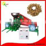 Floating fish feed extruder machine in india