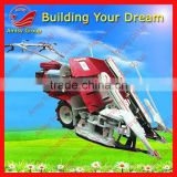 2016 Hot sell wheat reaper and binder/rice reaper binder machine/small reaper and binder