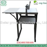 INQUIRY ABOUT Fabric Sample Cutting Machine Zigzag Swatch Cutter