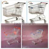 Good quality shopping trolley/ shopping cart used for supermarket