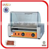 High quality hot dog roller grill EH-207 0086-13632272289