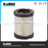 Air filter paper for air filter replace Briggs and Stratton 215802, 215805, 215807