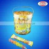 23g Mixed-color Ball Fruity Jelly Pop Lollipop Stick Candy