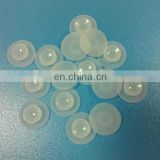 Regular size soft transparent silicone suction cup for sucking