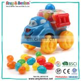 8.5CM Hot Sale Plastic Candy Toy Car