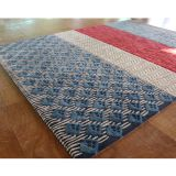 Chic Multi-Cut Pile Shaggy Living Room Center Rug
