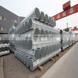 zhuoyuan hot dipped for construction 1.6773 galvanized steel drill pipe 2 3/8 made in Tianjin China mainland