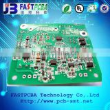 Multilayer OEM printed circuit/one stop pcb service with 7 port usb hub board assembly