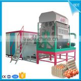 Automatic egg tray machine pulp molded seedling tray machine with CE