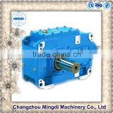 H/B Helical-bevel Transmission agriculture Gear box Parts With Engine Motors for wind generators