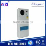 Good quality counterflow heat exchanger/electric cabinet heat exchanger cooler unit with dc 48v power supply