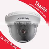 "new product! DS-2CE55C2P(N) cctv cam 1/3"" PICADIS 720 TVL dome hikvision surveillance camera"