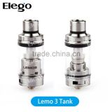 100% Original Eleaf Lemo 3 Atomizer/ Elego new items lemo 3 tank with fast shipping
