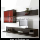 TV-167 Luxury LED TV Unit Set For Apartment Project