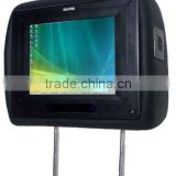 8inch headrest touch car pc /advertising player;taxi pc
