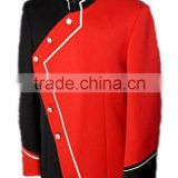 military school marching band uniform