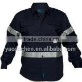 fire proof safety flame retardant shirt