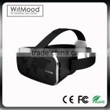 2016 Hot Selling 3D VR Box Virtual Reality Glasses Cardboard Movie Game for Samsung IOS iPhone 3D VR Box VR Headset Video Glasse                                                                         Quality Choice